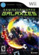 Geometry Wars Galaxies cover