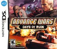 Advance Wars Days Of Ruin coverart