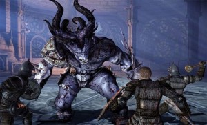 Dragon Age screenshot