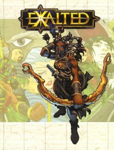 Exalted 1st edition cover