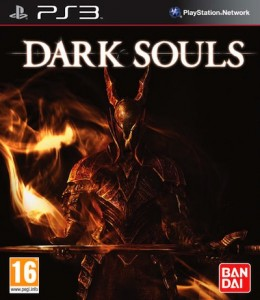 Dark Souls (PS3) cover