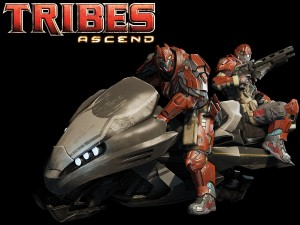 Tribes Ascend gravcycle