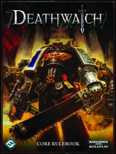 Actual play: Deathwatch
