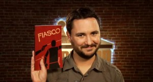 Actual play: Fiasco