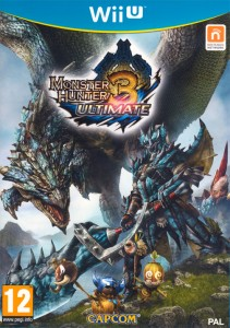 WiiU and Monster Hunter 3 Ultimate (Wii)