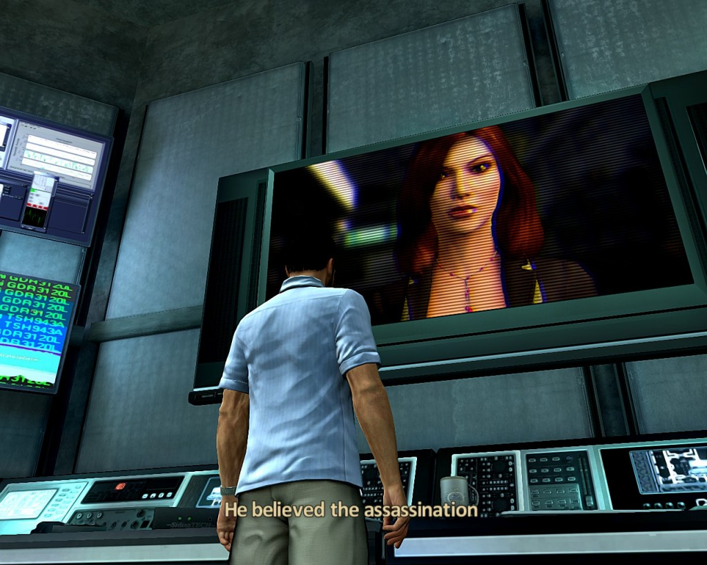 Alpha Protocol screenshot (PC)