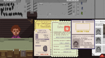 Papers, Please (PC) gameplay screenshot